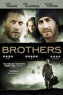 Brothers movie poster.