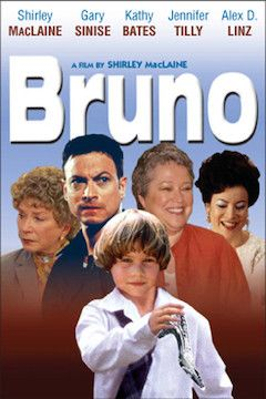 Bruno movie poster.