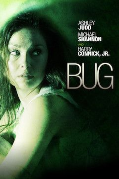 Bug movie poster.