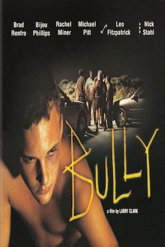 Bully movie poster.