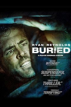 Poster for the movie Buried