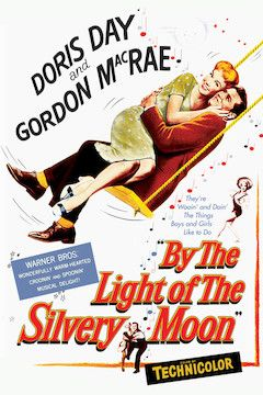 By the Light of the Silvery Moon movie poster.