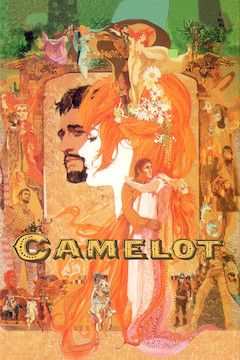 Camelot movie poster.