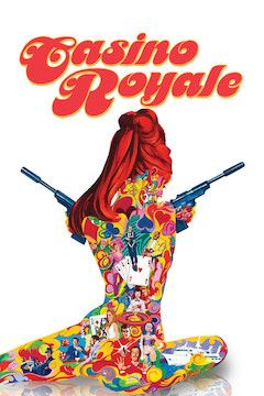 Poster for the movie Casino Royale