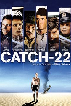 Catch-22 movie poster.