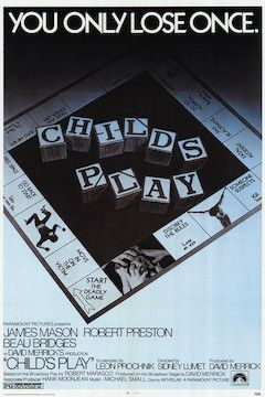 Child's Play movie poster.