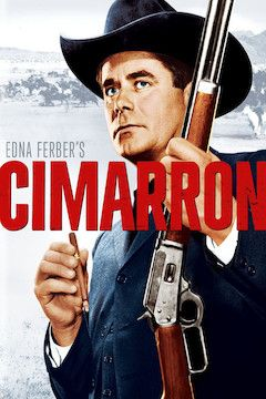 Cimarron movie poster.