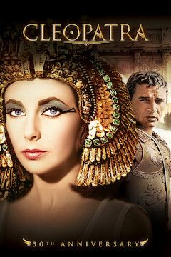 Cleopatra movie poster.