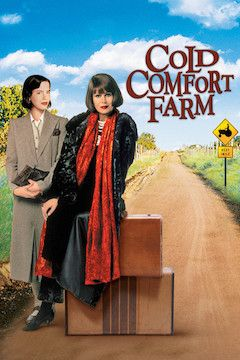 Cold Comfort Farm movie poster.
