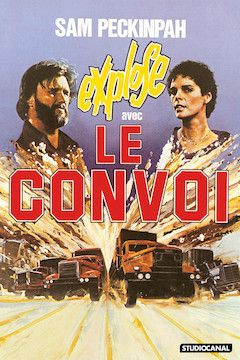 Convoy movie poster.