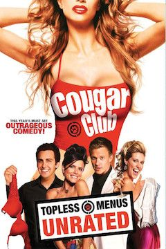 Cougar Club movie poster.