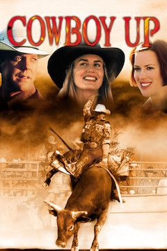 Cowboy Up movie poster.