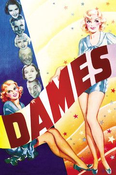 Poster for the movie Dames