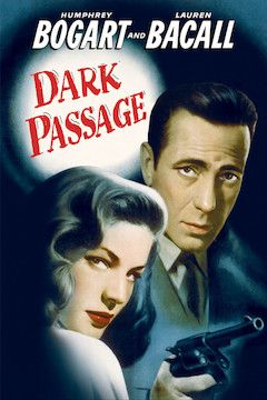 Dark Passage movie poster.