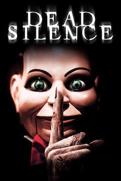 Dead Silence movie poster.
