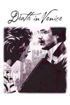 Death in Venice movie poster.