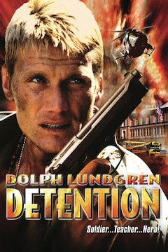 Detention movie poster.