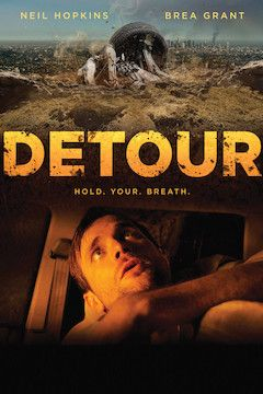 Detour movie poster.