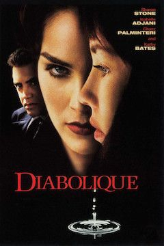 Diabolique movie poster.