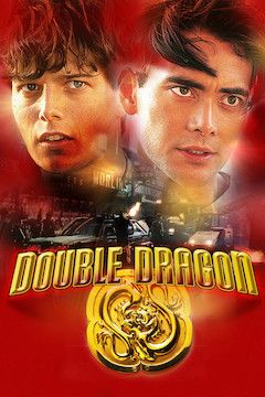 Poster for the movie Double Dragon