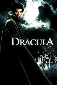 Dracula movie poster.
