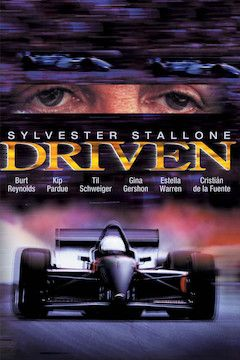 Driven movie poster.