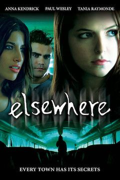 Elsewhere movie poster.