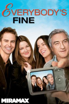 Everybody's Fine movie poster.