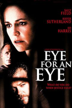Eye for An Eye movie poster.