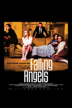 Poster for the movie Falling Angels