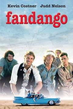Fandango movie poster.