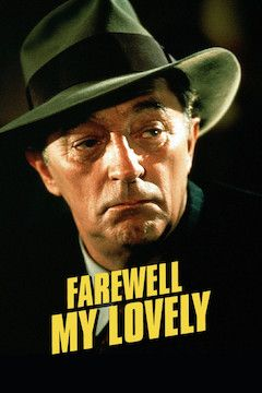 Farewell My Love movie poster.