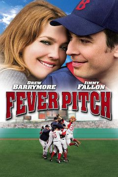 Fever Pitch movie poster.