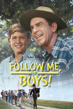 Follow Me, Boys movie poster.