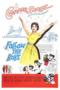 Follow the Boys movie poster.