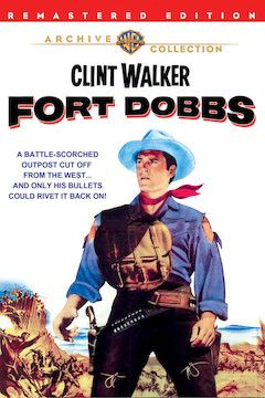 Fort Dobbs movie poster.