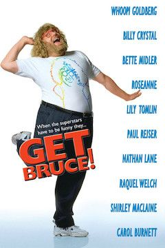 Poster for the movie Get Bruce