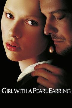 Poster for the movie Girl With a Pearl Earring