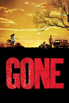 Gone movie poster.