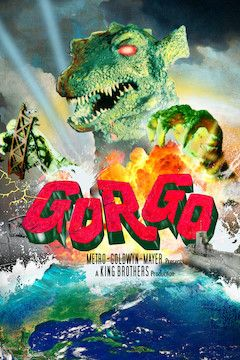 Gorgo movie poster.
