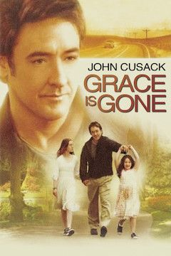 Grace Is Gone movie poster.
