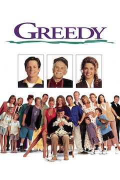 Poster for the movie Greedy