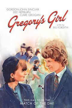 Gregory's Girl movie poster.
