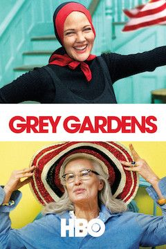 Grey Gardens movie poster.