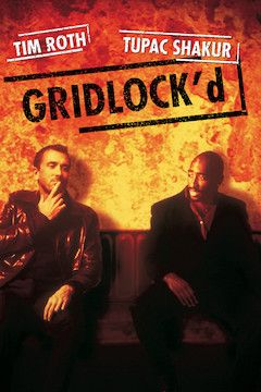 Gridlock'd movie poster.