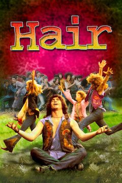 Hair movie poster.