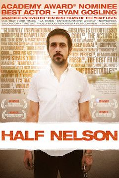 Poster for the movie Half Nelson