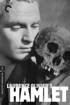 Hamlet movie poster.