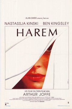 Harem movie poster.