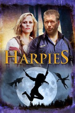 Harpies movie poster.